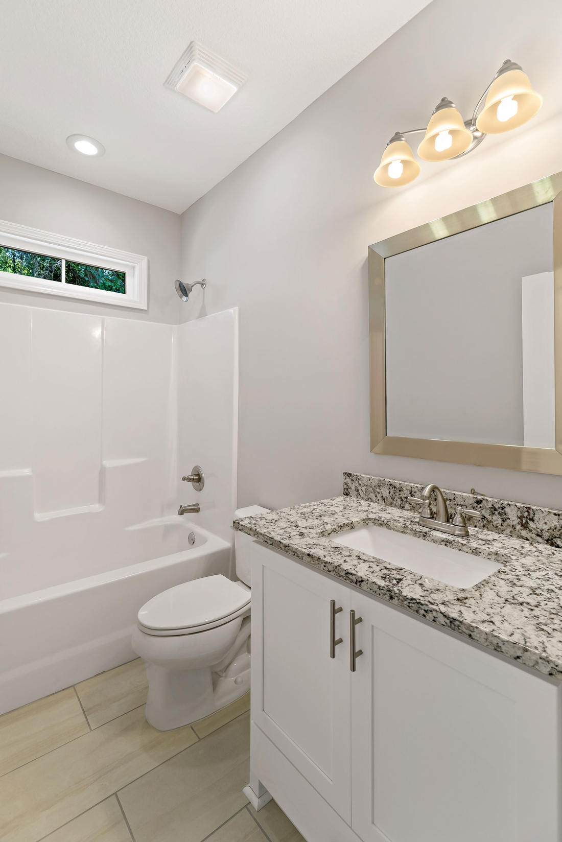bathroom, bathroom sink, bathtub, shower