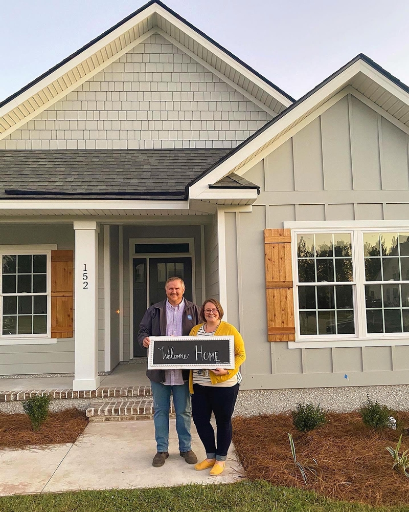 The Yoak Family - Moxley Homes Homeowner