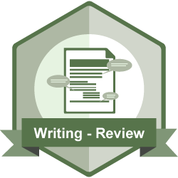 Writing - Review and Editing
