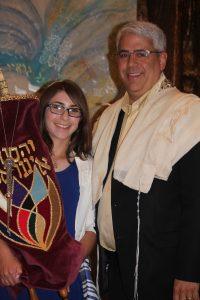 Abby and Rabbi