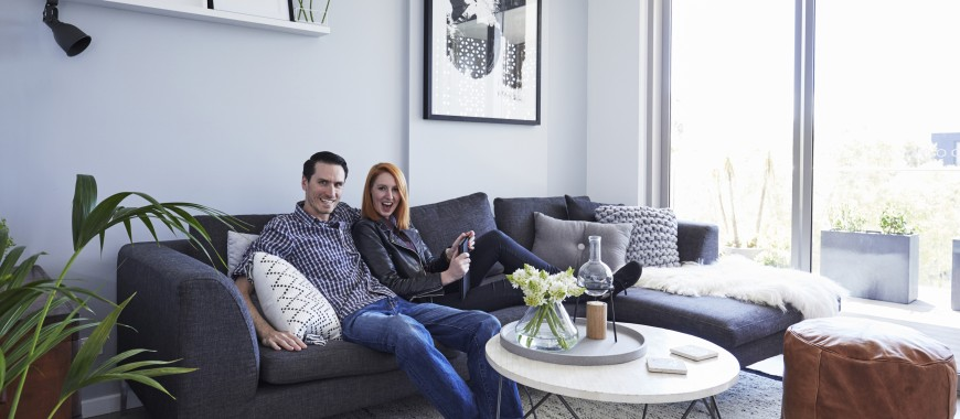 Making A Cosy Home In Marrickville
