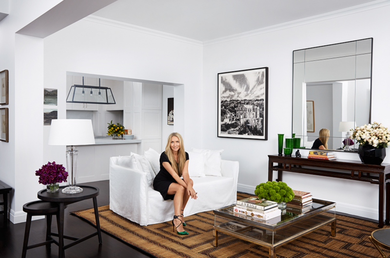 Inside the many homes of Collette Dinnigan