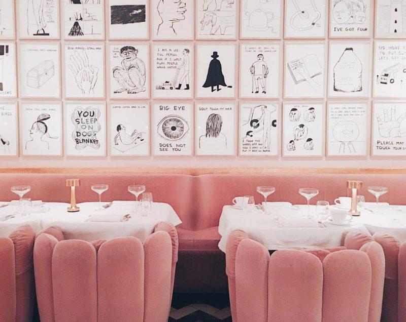 The 8 Most Instagram Worthy Restaurant Interiors
