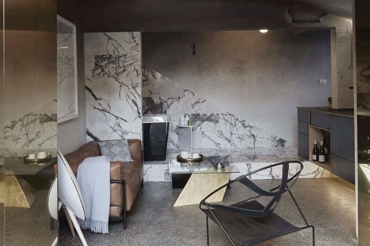 10 Masculine Melbourne Apartments