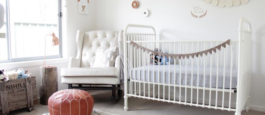 A Designer's Own Nursery