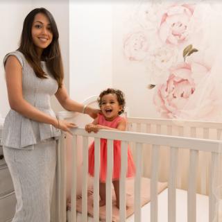 Creating a Shared Nursery/Home Office