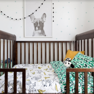 A Nursery To Grow With A Baby