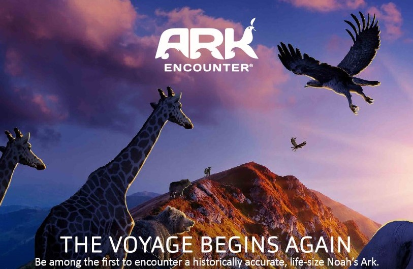 "Single's ministry ""Ark Encounter"" Trip Registration"