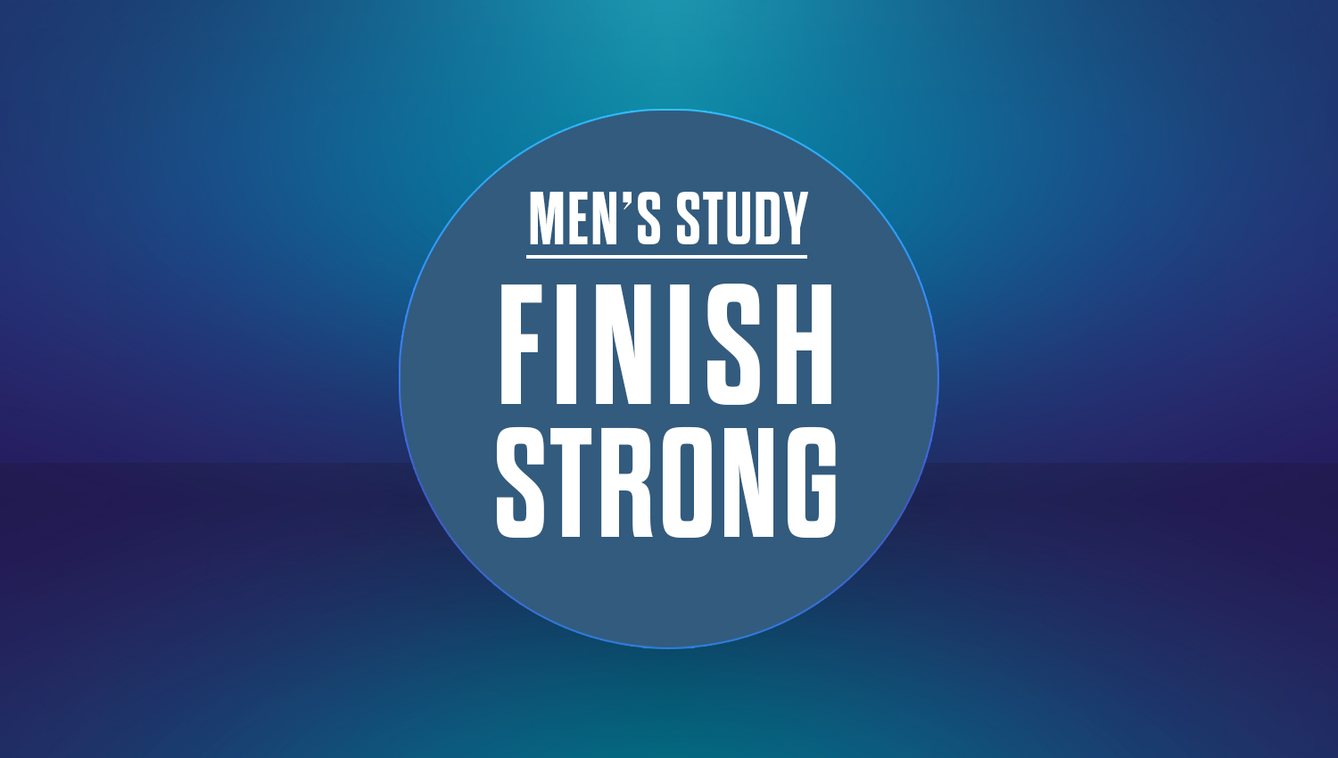 Finish Strong (2 Timothy)