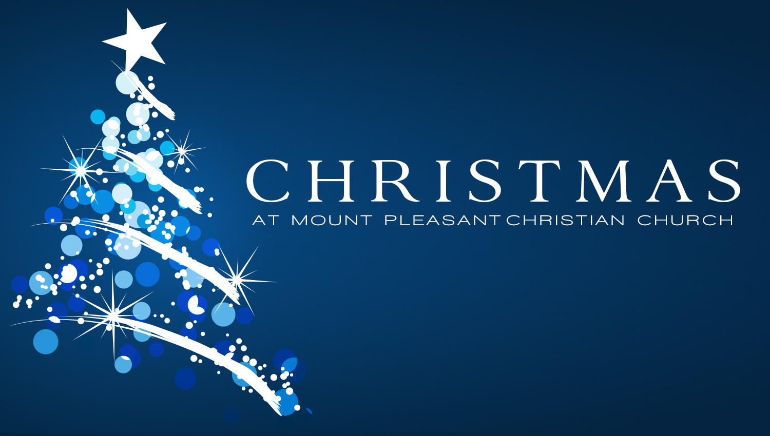 Christmas At Mount Pleasant