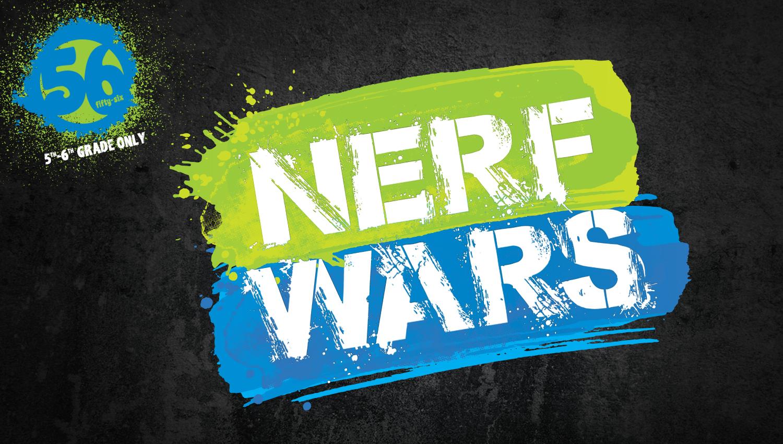 56 Nerf Wars