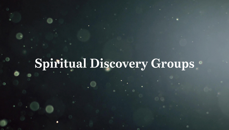 Spiritual Discovery Groups
