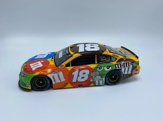KYLE BUSCH 2020 M&M'S THROWBACK 1:24 PROTOTYPE