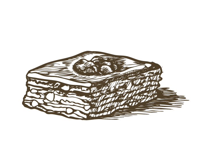 Marchand : Patisserie d'Orient