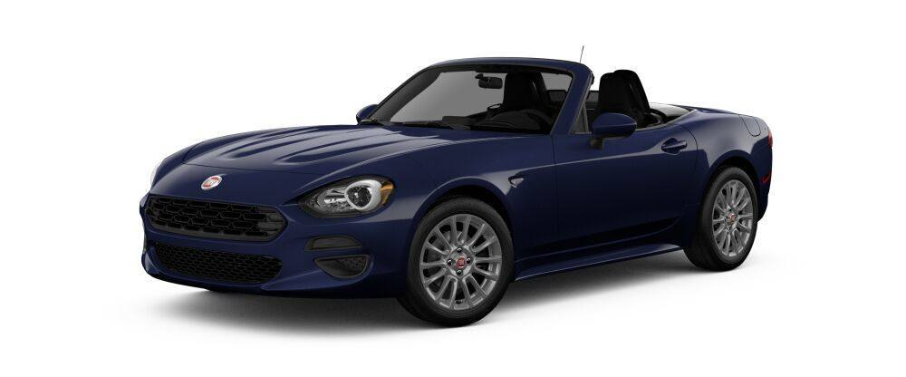 Fiat 124 Spider Price Lease Deals Ann Arbor MI