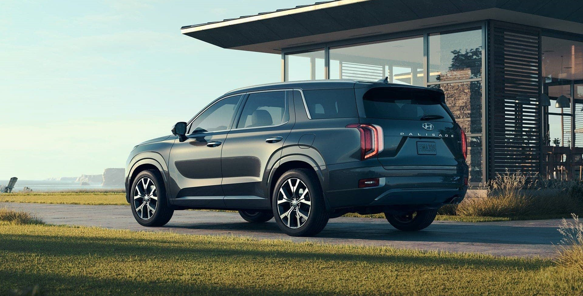 Hyundai Palisade Lease Finance Offers Indianapolis In