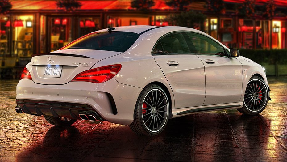 new mercedes-benz amg® cla 45 lease and finance offers doylestown pa
