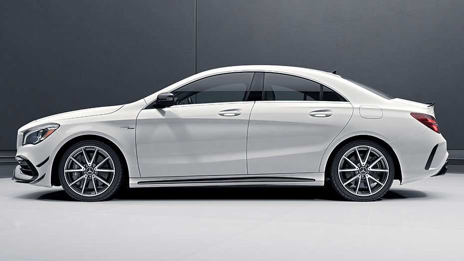Mercedes-Benz AMG CLA 45 Lease Prices & Buy Incentives – Maplewood MN