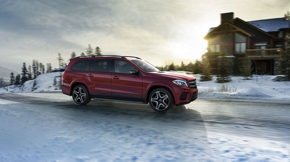 Mercedes-Benz GLS 550 Lease Prices & Buy Incentives