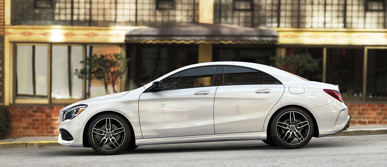 Mercedes-Benz CLA Lease Prices & Buy Incentives – Maplewood MN