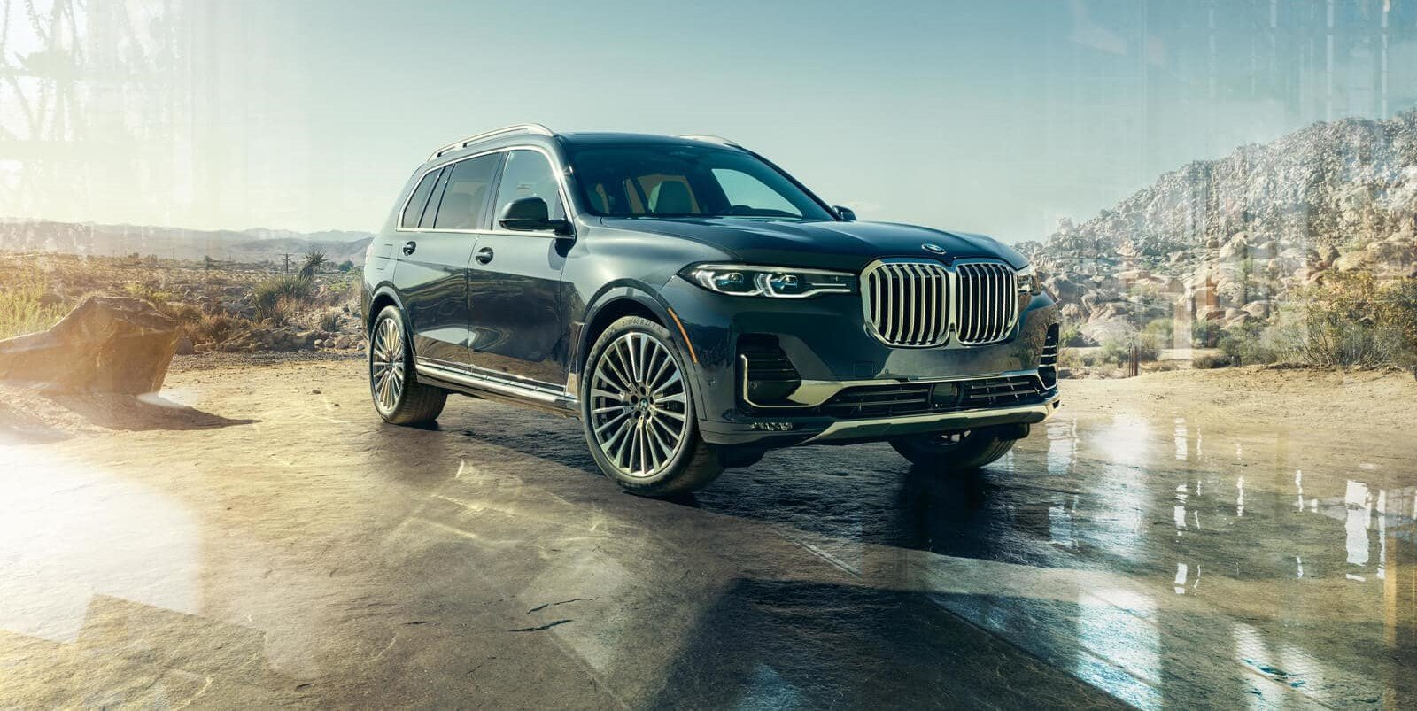 BMW® X7 Lease Offers & Prices - Calabasas CA