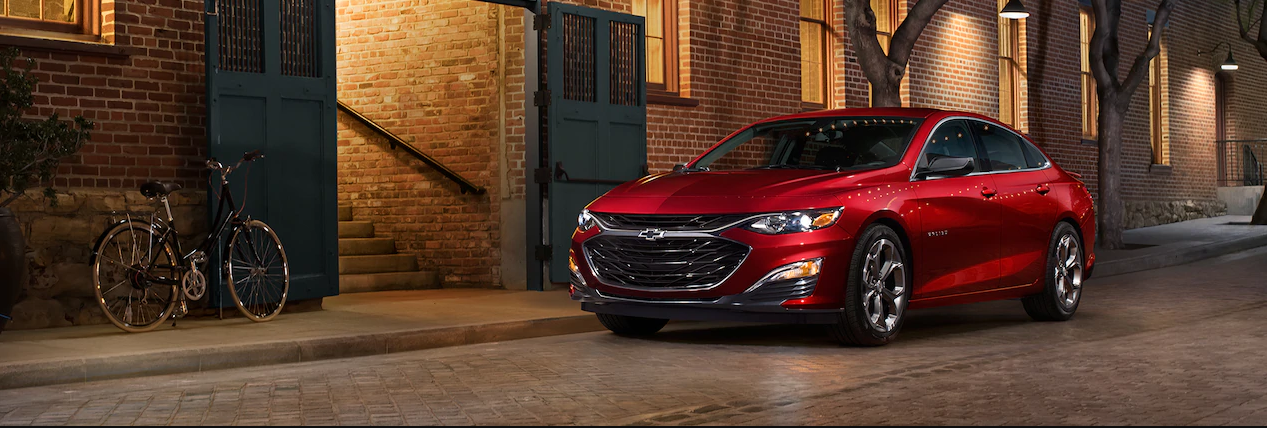 New Chevrolet Malibu On Sale Now At Jeff Wyler Chevrolet Of Columbus In  Canal Winchester OH