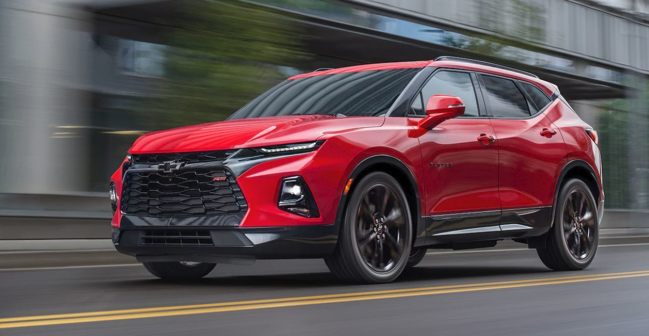New Chevy Blazer Lease Deals Finance Prices Lakeville Mn