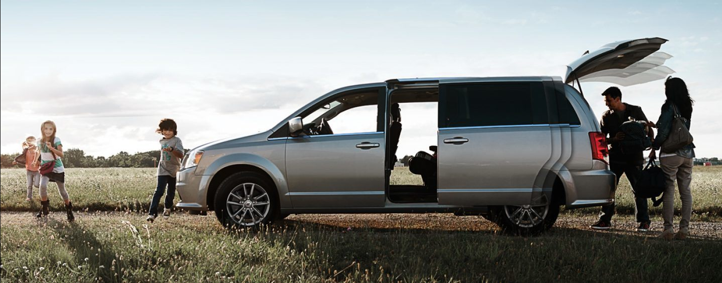 Dodge® Grand Caravan Lease & Finance Prices - Countryside IL