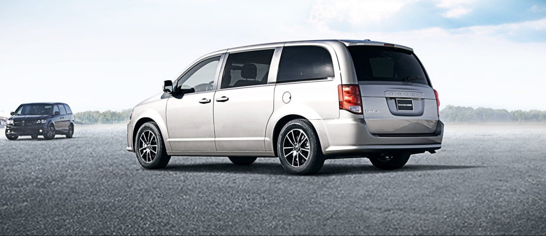 Dodge® Grand Caravan Lease Offers & Incentives - Saline MI