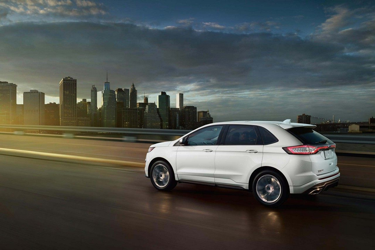New Ford Edge On Sale Now At Brewster Ford