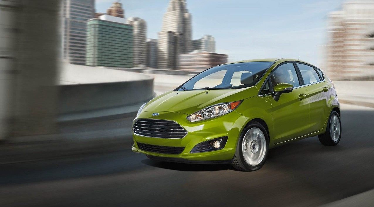 New Ford Fiesta for Sale Near Hudson WI