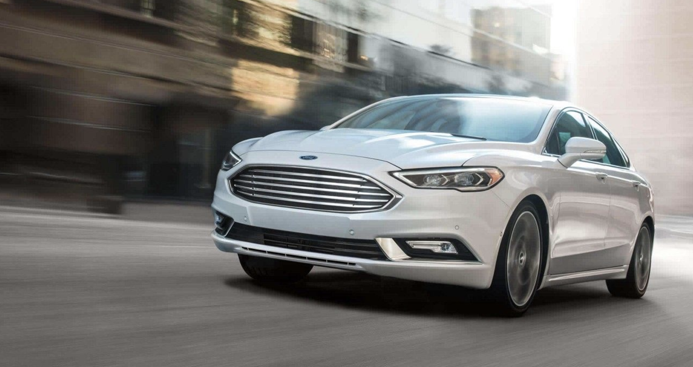 New Ford Fusion Hybrid On Sale Now at Ricart Ford in Columbus OH