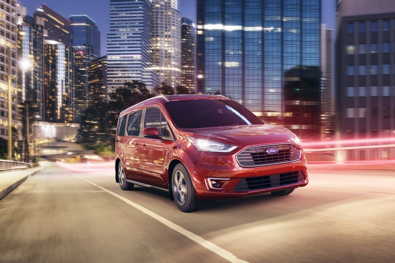 Ford® Transit Connect Lease Offers & Prices - Wichita KS