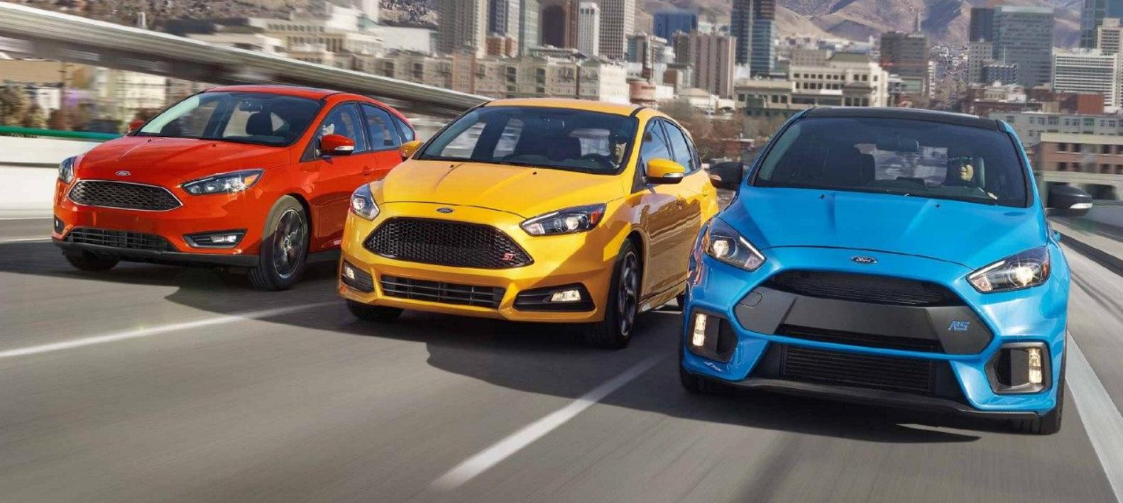 Ford® Focus Deals & Prices - Temecula CA