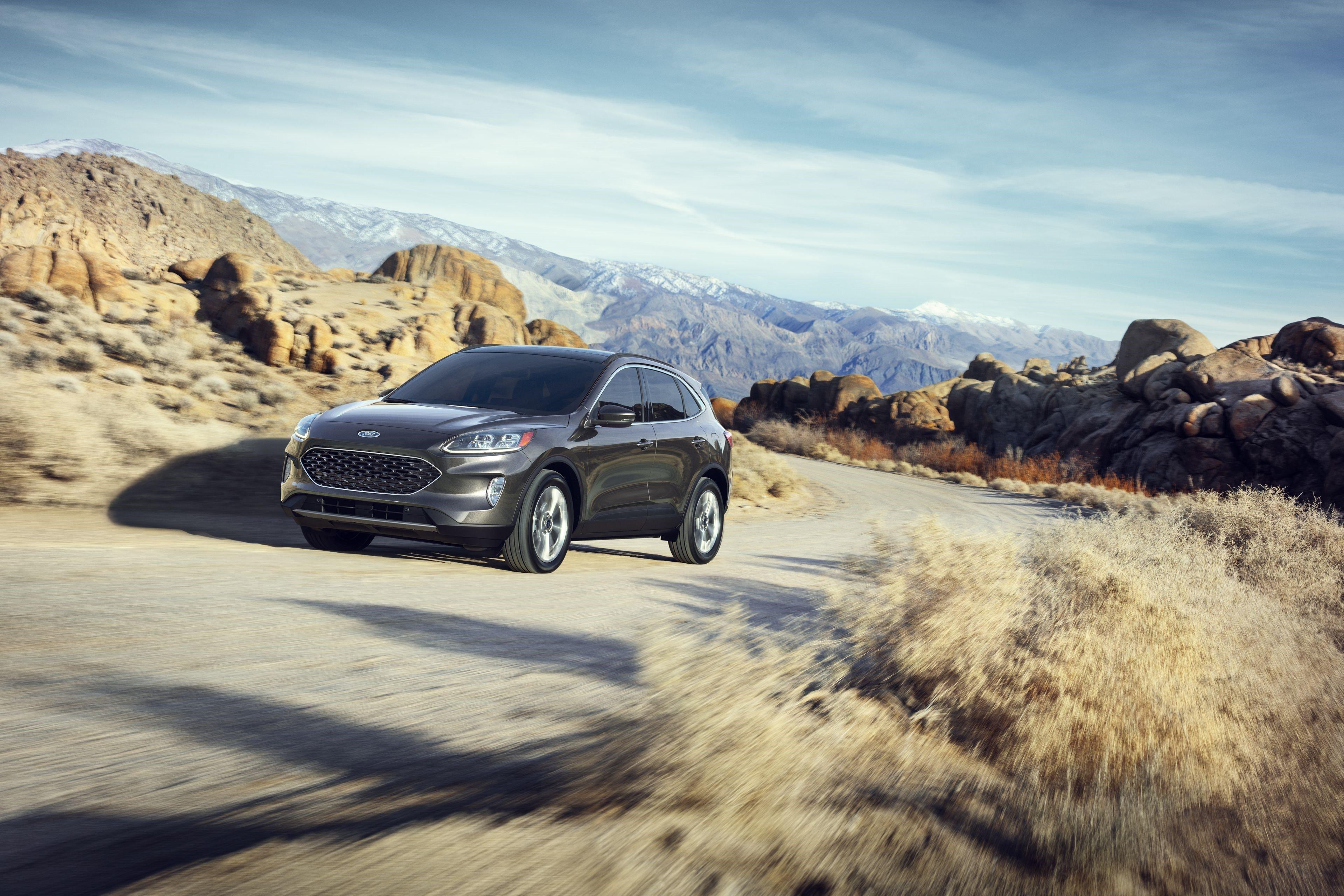 Ford® Escape Lease Offers & Deals - Grand Rapids MI