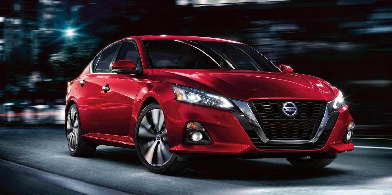 New Nissan Altima >> New Nissan Altima