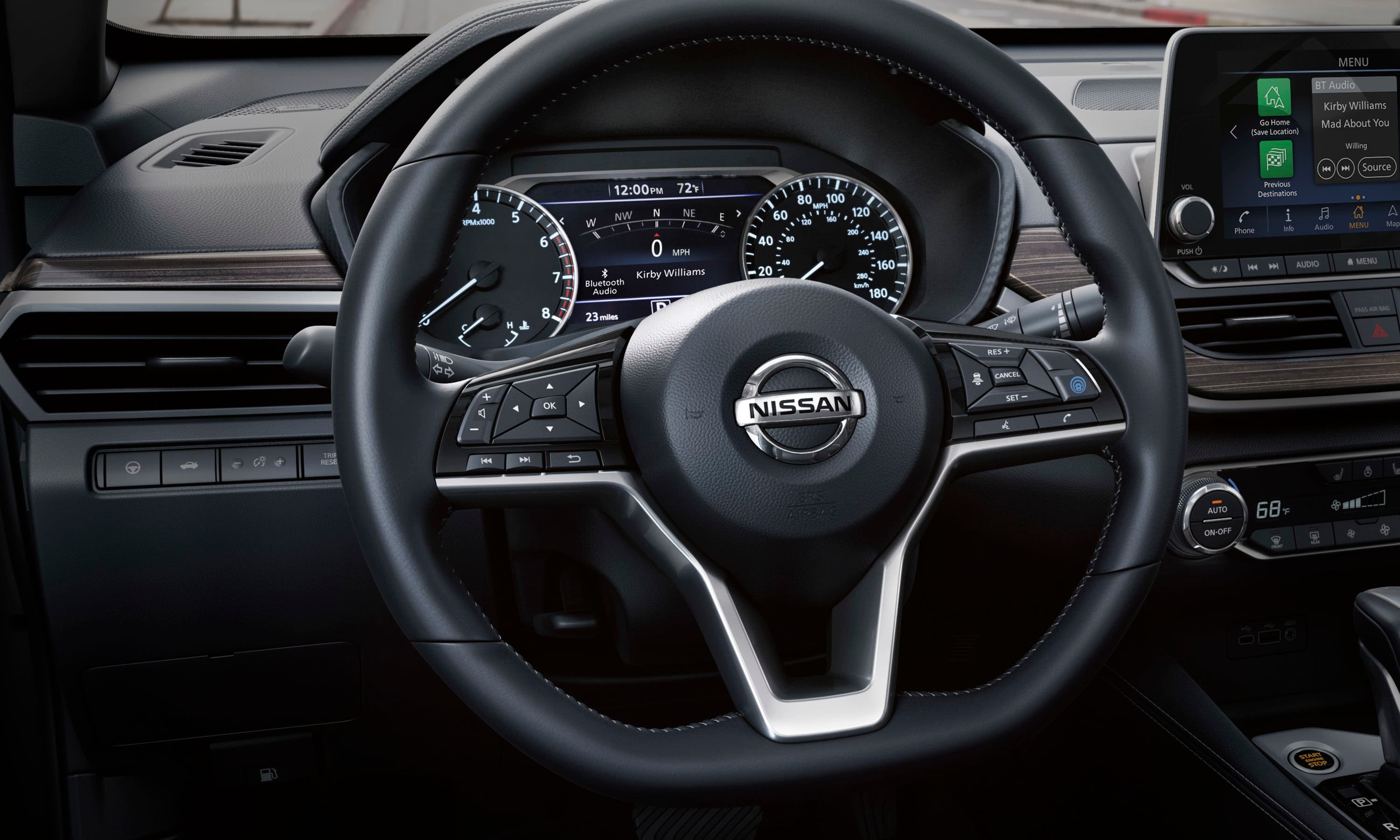 Nissan® Altima Lease Deals & Best Offers - Oklahoma City OK