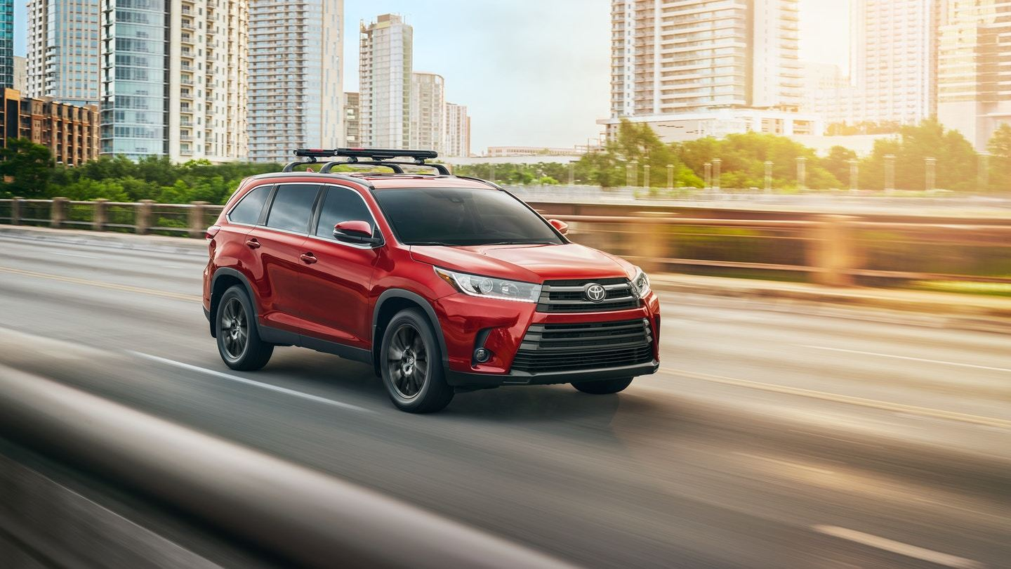 Toyota Highlander Lease & Finance Prices - Morristown TN