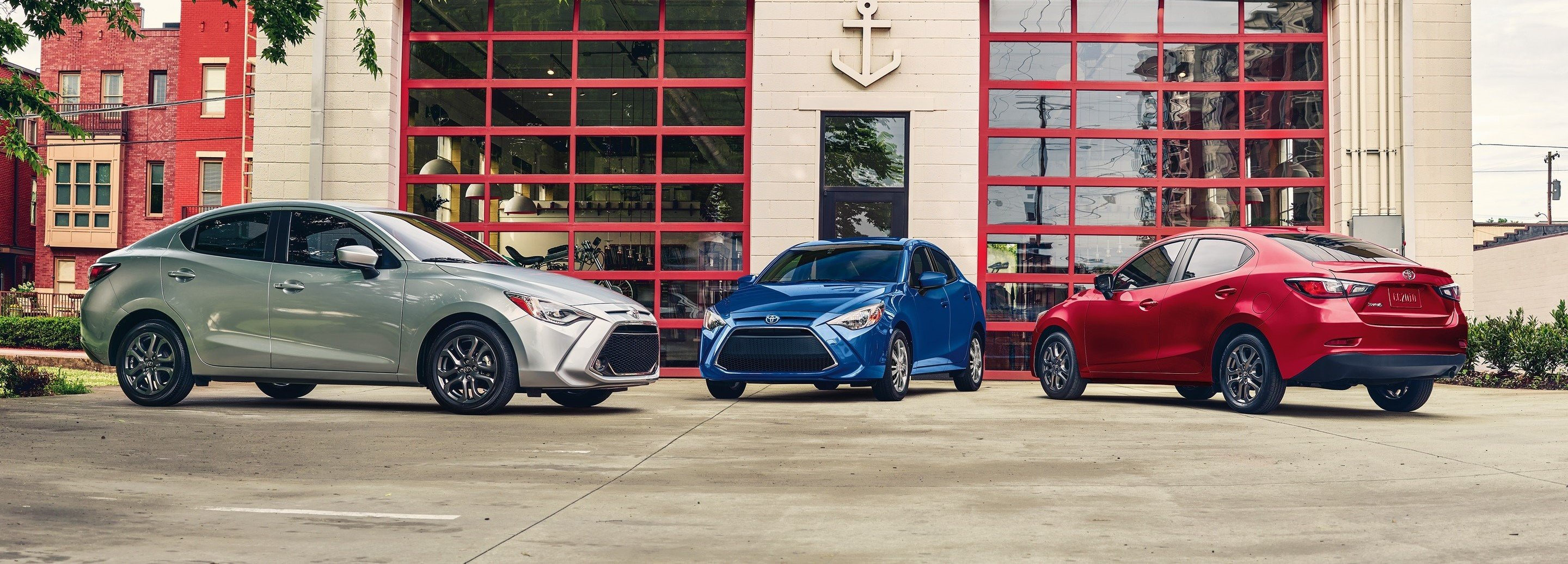 Green Toyota Springfield Il >> New Toyota Yaris Lease And Finance Offers Springfield Il Green Toyota