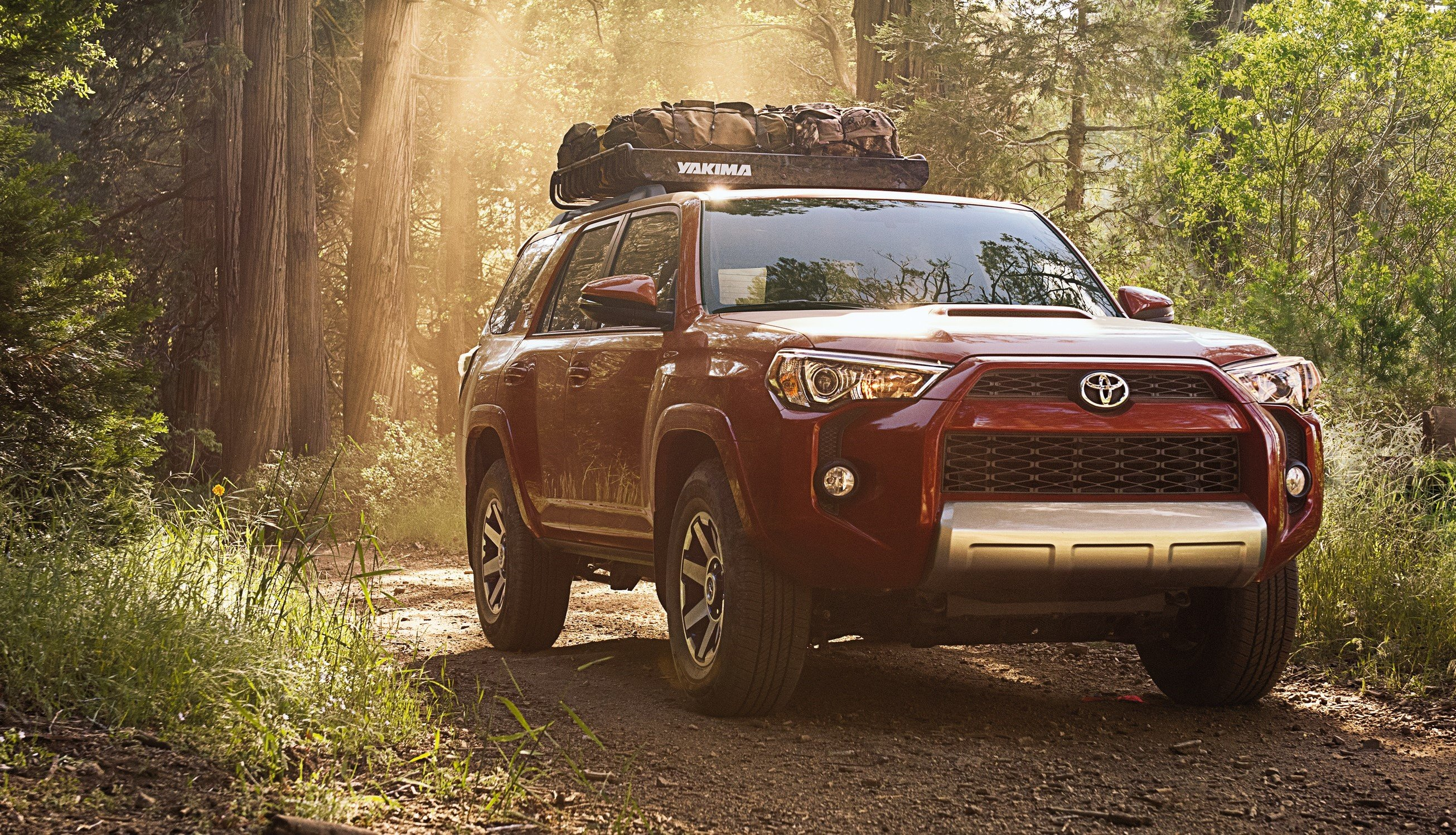 New Toyota 4runner Lease And Finance Offers Springfield Il Green