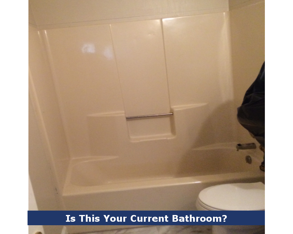 Bathroom Remodel Photo Gallery | Southern Trust® Home Services ...