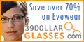 39DollarGlasses.com Coupons