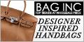 Bag Inc. Coupons