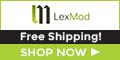 LexMod Coupons