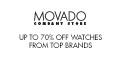 Movado Company Store Coupons