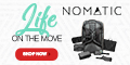 Nomatic Coupons