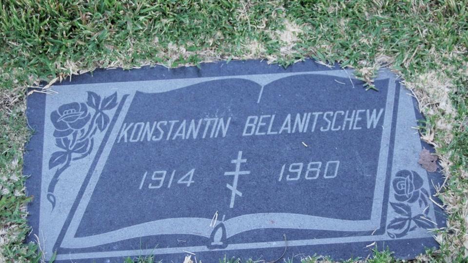 Могила/надгробие БЕЛАНИЩЕВ Константин Konstantin