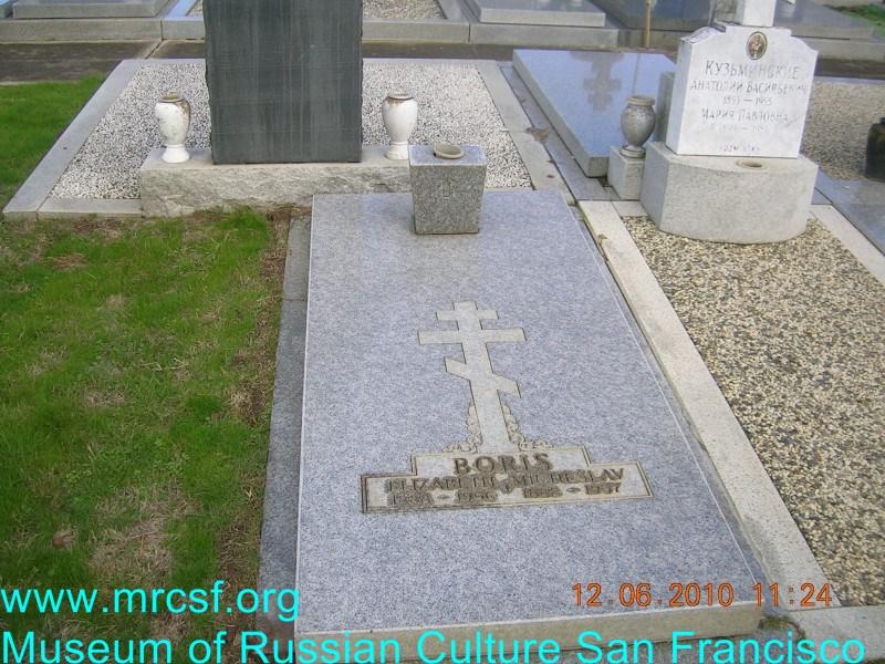 Grave/tombstone of BORIS Мичеслав