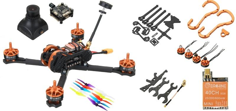 Eachine_Tyro99_DIY_FPV_racing_drone