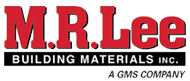 M.R. Lee Building Materials, Inc.